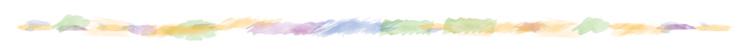 watercolor divider