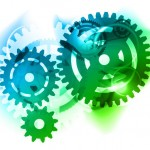 Abstract-Color-Gears-Vector-Graphic