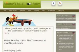 21 Poolroom