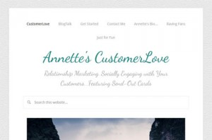 Annette Customer Love